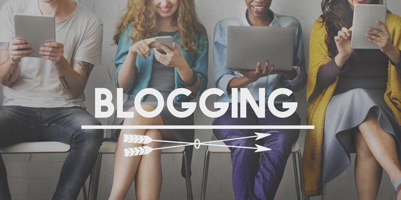 Blogging for Self-Publishers