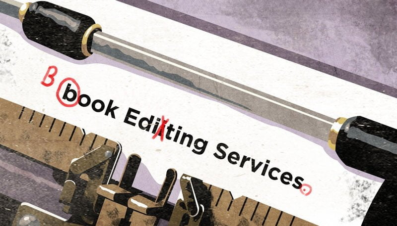 Book Editing Services for Self-Publishing Authors