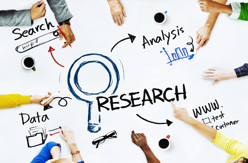 Book Research and How to Get Started