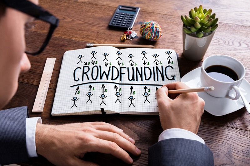 Crowdfunding for Your Next Book