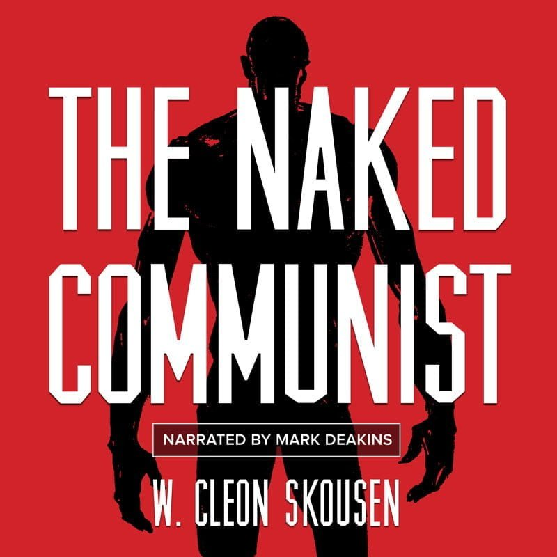 Naked Communist book cover