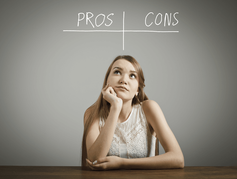 Self-Publishing Pros and Cons