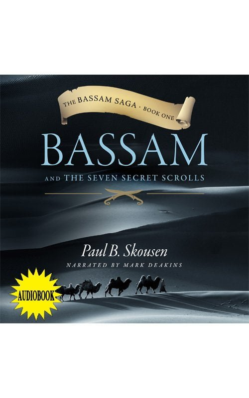 Book cover of the Bassam saga