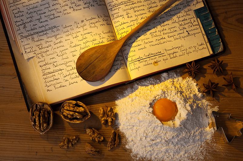 Self-Publishing a Cookbook