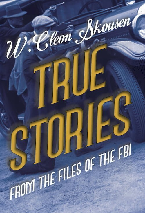 True stories from the files of the FBI book cover