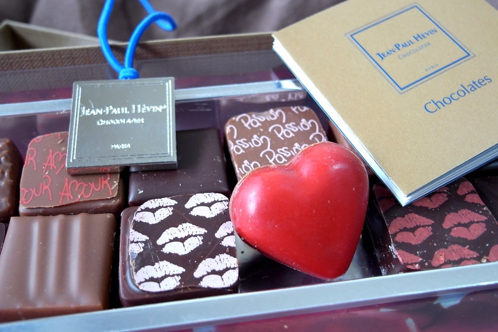 Jean-Paul Hevin Chocolates