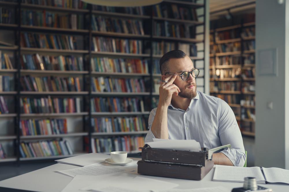 How can authors build a platform