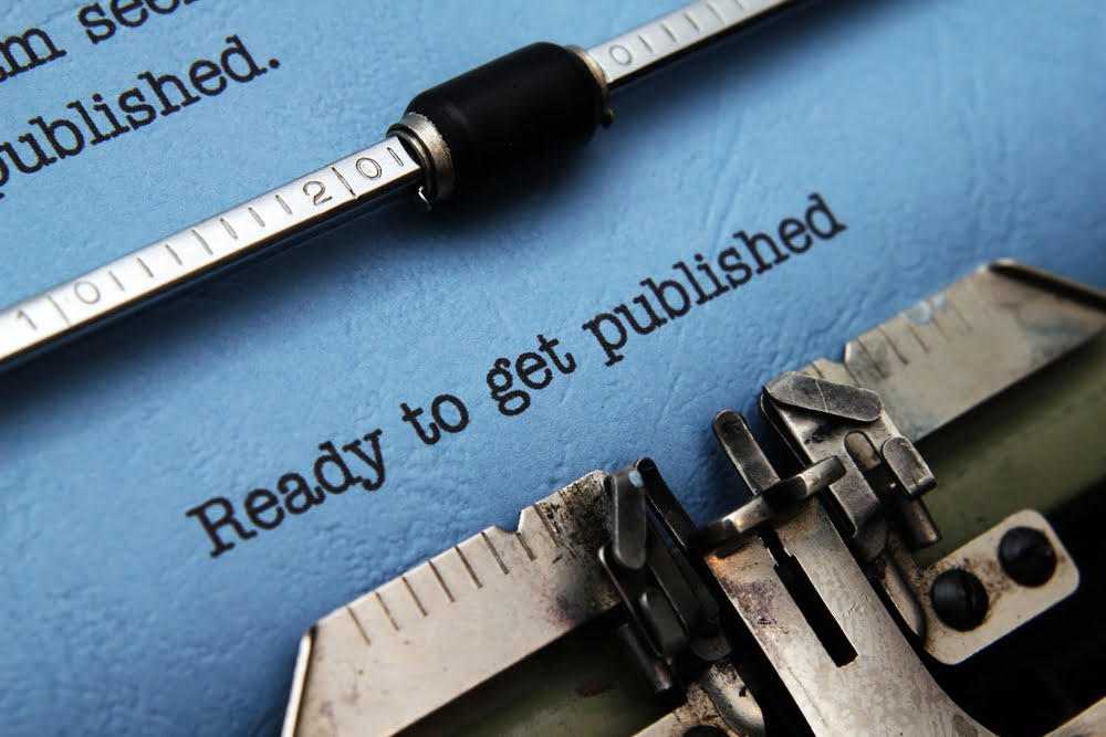 self publishing a book